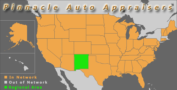 map new mexico pinnacle auto appraiser appraisal dimished value